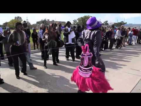 2010 Lady Buck Jumpers Second Line