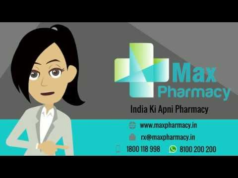 Buy Medicines Online | Best Online Pharmacy - Max Pharmacy