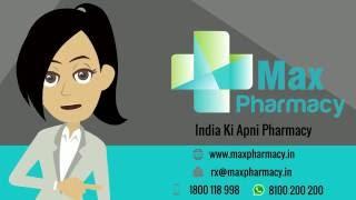 Buy Medicines Online   Best Online Pharmacy - Max Pharmacy