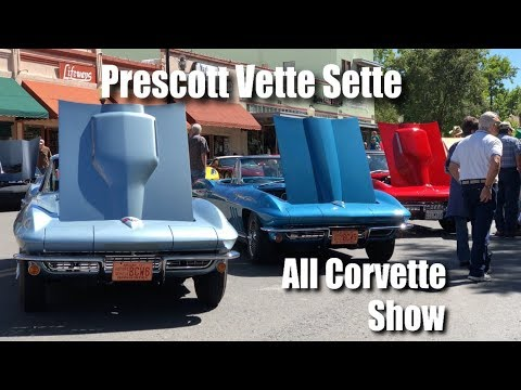Arizona's Largest Corvette Show!