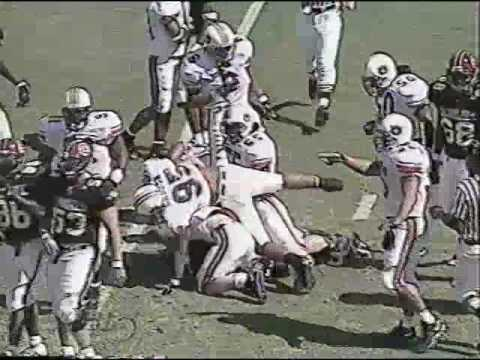 Auburn Tigers @ South Carolina Gamecocks | 23-6 | 10-04-1997
