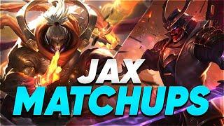 Jax Advanced matchup guide