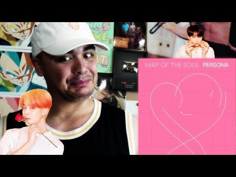 BTS - MAP OF THE SOUL  PERSONA  FIRST LISTEN