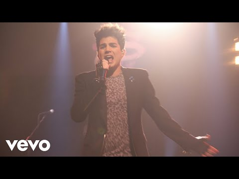 Adam Lambert - Cuckoo (AOL Sessions)