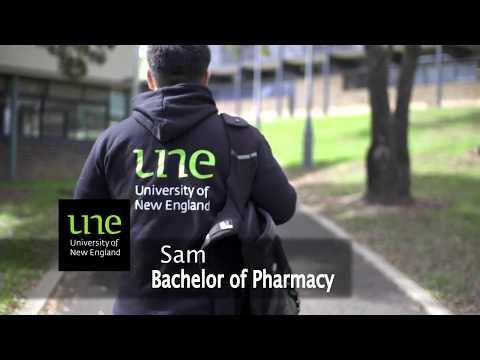 Sam - Bachelor of Pharmacy