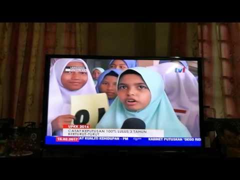 Faiz Masuk Tv... 8A UPKK 2016