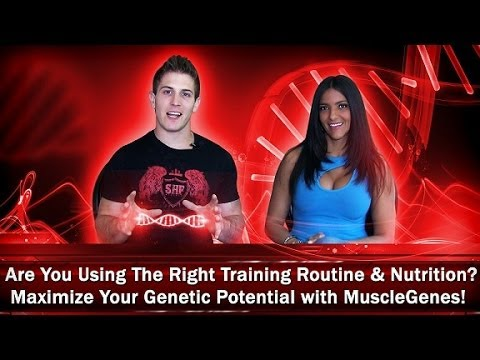 Scott Herman / Erica Stibich- GENE RESULTS! Are You Using The Right Training Routine & Nutrition?
