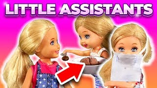 Barbie - Chelsea's Little Assistants | Ep.229