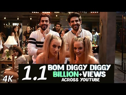 Mix - Bom Diggy Diggy(VIDEO) | Zack Knight | Jasmin Walia | Sonu Ke Titu Ki Sweety