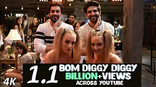 Cover images Bom Diggy Diggy  (VIDEO) | Zack Knight | Jasmin Walia | Sonu Ke Titu Ki Sweety