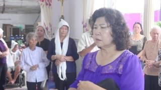 Lễ Tang Ông Đaminh LÊ VĂN HƯNG GX Trinh Vương - Lễ Phúng viếng
