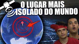 O LUGAR MAIS ISOLADO DO MUNDO - PONTO NEMO