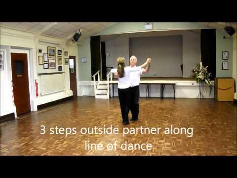 White City Waltz Sequence Dance Walkthrough