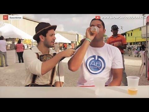 Dominican Republic People TV - Beer test Santo Domingo 2016
