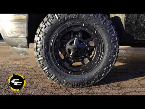 ¡Ruedas de la Semana! - XD Series Rockstar III con Nitto Trail Grappler M/T