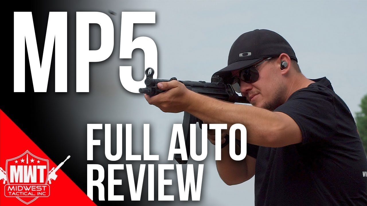 MP5 Full Auto Review
