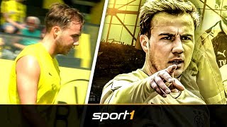 Neustart mit Favre: Die letzte Chance von Mario Götze in Dortmund? | SPORT1