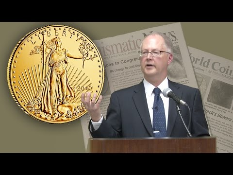 CoinWeek: David Harper Predicts: Price of Gold in 2040. VIDEO: 5:49