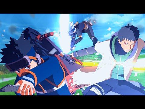 Naruto Ultimate Ninja Storm 4 PC MOD - Hokage Obito All Ultimate Team Ultimate Jutsu Compilations
