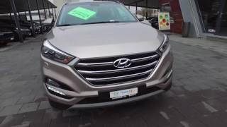 Hyundai Tucson 2.0 CRDI Sandwhite