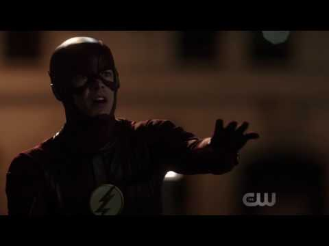 The Flash 3x22 - Iris dies and leaves video message for Barry