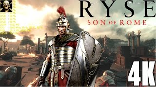 Ryse:  Son of Rome  4K UltraHD Gtx 1080 Ti Fps Performance!!