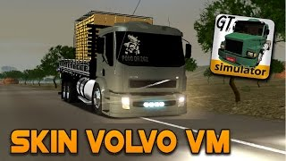 Grand Truck Simulator- #17 Skin Do Volvo Vm + Carga D' Adubo!