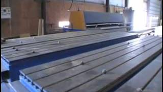 Barden Building Systems Roof System Manufacturing (truss)