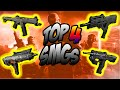 Top 4 Ultimate SMG's in Black Ops 3!