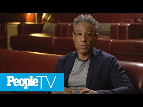 Giancarlo Esposito Describes Why This 'Breaking Bad' Desert Scene Is His Favorite | PeopleTV