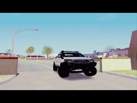 Toyota Hilux Rustica v2 2015
