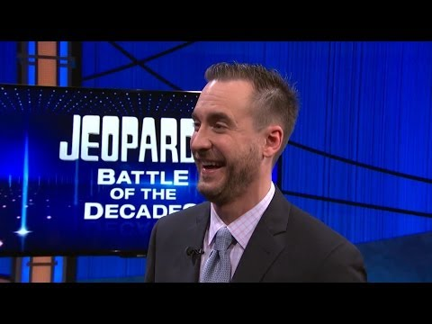Jeopardy! | Battle of the Decades | Champion Brad Rutter