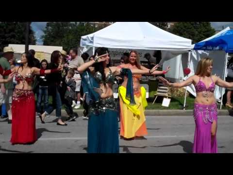 Cleveland belly dancers for parties and events