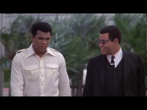 Blaxploitation : The Greatest 1977, starring Muhammad Ali and James Earl Jones
