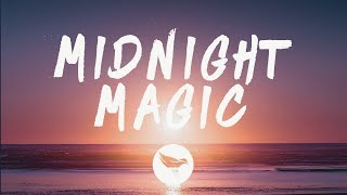 Diamond Pistols - Midnight Magic (Lyrics) ft. Karra