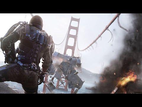 Обзор игры Call of Duty: Advanced Warfare