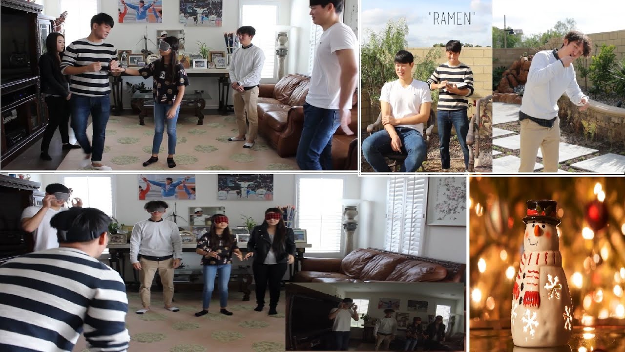 Holiday Games for your Family – Inspired in RUNNING MAN / INFINITY CHALLENGE