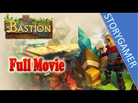 Bastion Full Story All Cutscenes