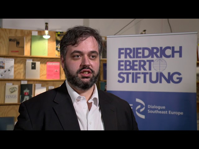 DemLeftSEE Voices   Milos Vujovic