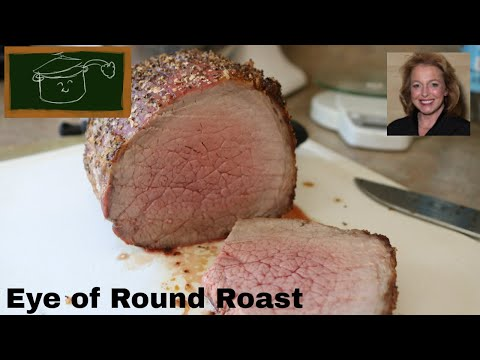 How To Cook An Eye Of Round Roast - Tender And Delicious Roast Beef