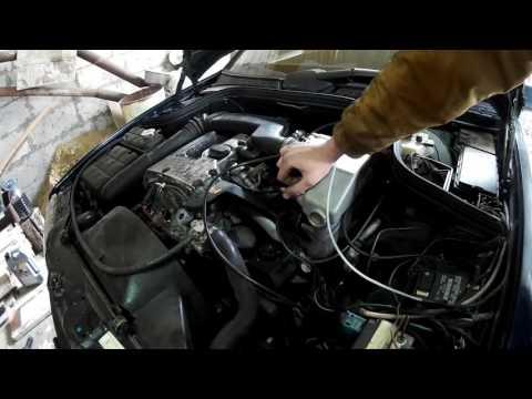 проблема с зажиганием Mercedes W202