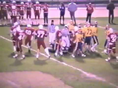 Bronco Football 1988
