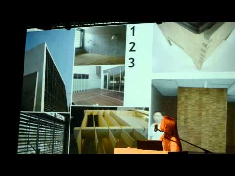 "SISU 2015: Liisa Põime ""Legation Space. Estonian Space"""