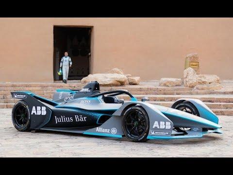 Felipe Massa Saudia Ad Diriyah E-Prix Formula E