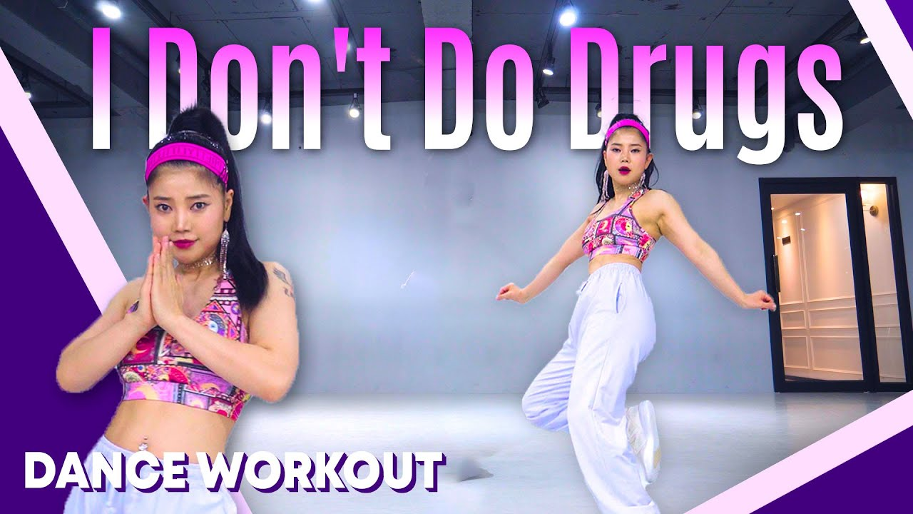 [Dance Workout] Doja Cat - I Don't Do Drugs ft. Ariana Grande | MYLEE Cardio Dance Workout