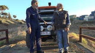 Milo 2  - Shake Down Service at Terrain Tamer - Roothy Bushmechanics