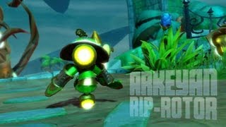 Portal of Power - Skylanders: Swap Force - E3 2013 Gameplay (Xbox 360)