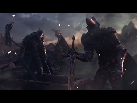 Dark Souls 3 Official Opening Cinematic Trailer