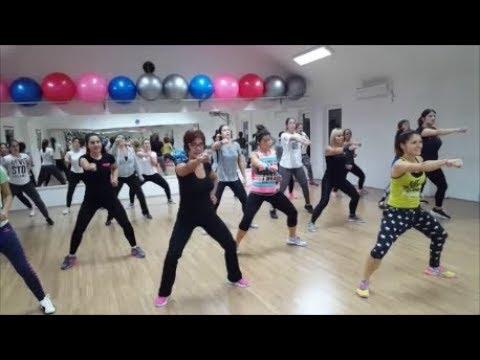 """""""Baila Conmigo"""" (ZIN 69) - Zumba® Fitness Choreography"""