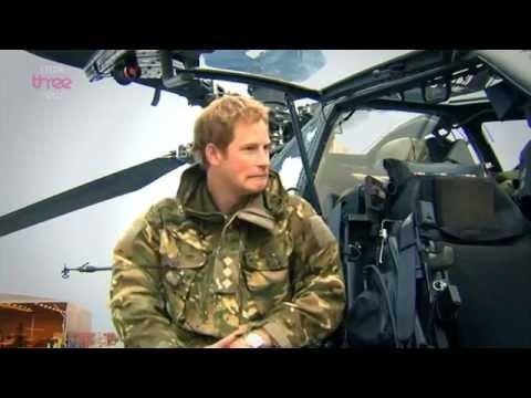 Prince Harry Frontline Afghanistan 2013
